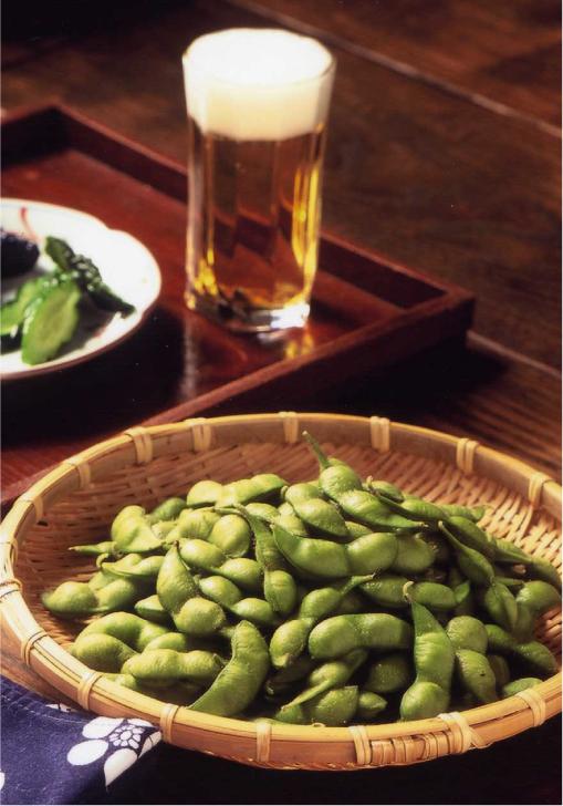 作家藤沢周平も惚れた究極の枝豆