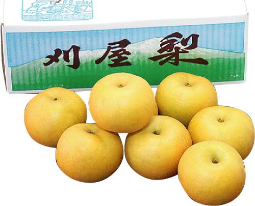 伝統と風土が作り出した、みずみずしい「和梨」