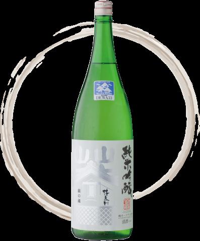 清泉川銀の蔵 純米吟醸酒