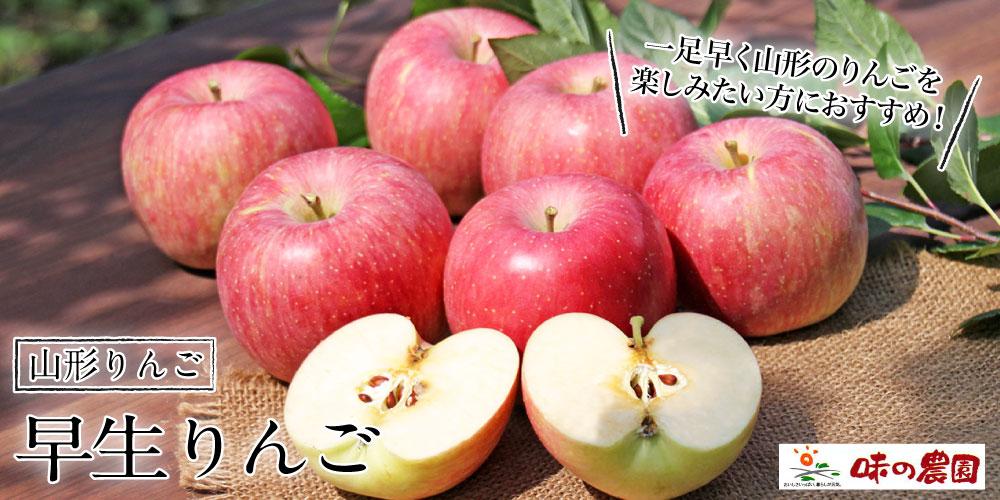 早生りんご