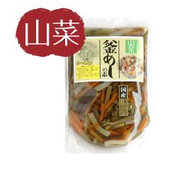 炊き込みご飯の素「山菜」