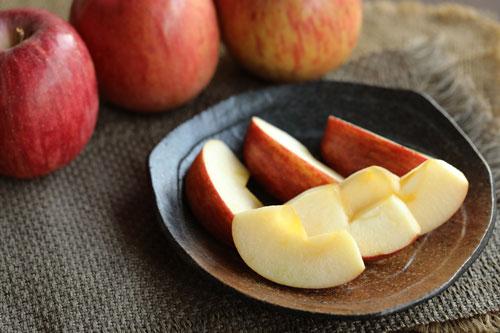 りんご 健康生活 くだもの