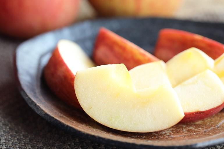 りんご 食べ方 山形りんご
