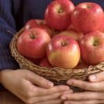 りんご 選び方 サンふじ