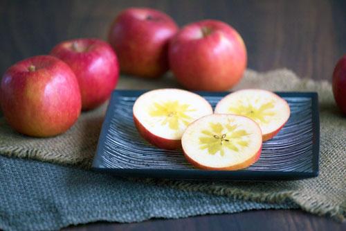 こうとく りんご サンふじ