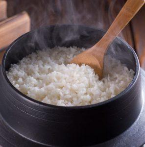 ごはん炊き方 お米 つや姫