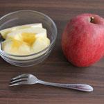 りんごのむき方 切り方