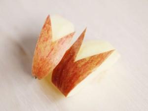 うさぎりんご りんごうさぎ