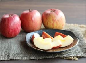 りんご サンふじ リンゴ