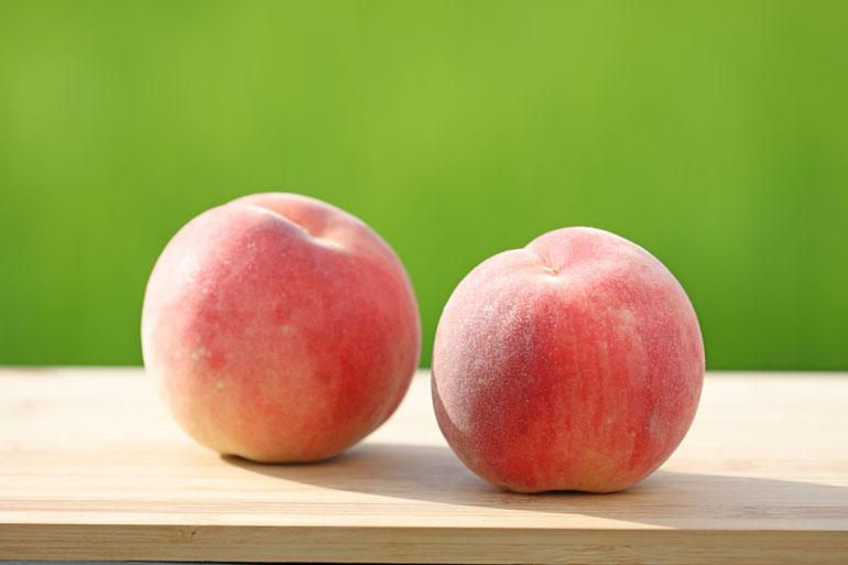 山形の桃 桃の選び方 桃通販