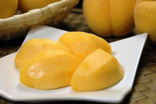 白桃 黄桃 完熟もも