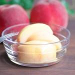 桃食べ方 山形の桃 桃通販
