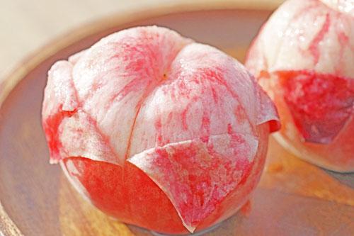 桃冷凍保存 山形の桃 桃通販