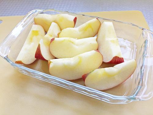 りんご通販 りんご冷凍保存 蜜入りりんご通販