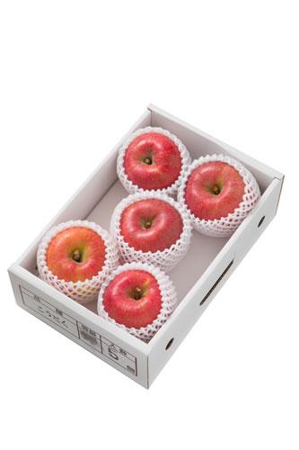 こうとくお取り寄せ 蜜入り高徳 りんご通販