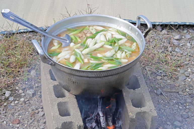 いも煮会 芋煮会 山形の芋煮会