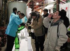 日本酒 酒蔵まつり 大山新酒