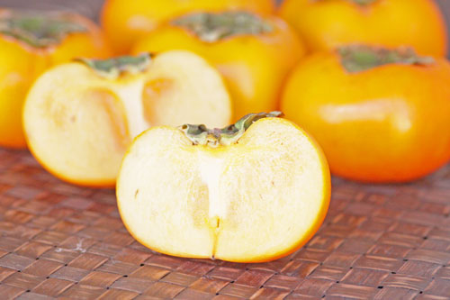 種なし柿 庄内柿