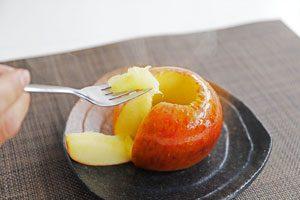 煮りんご りんご通販 山形りんご