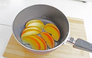 りんご通販 煮りんご りんご扱い方