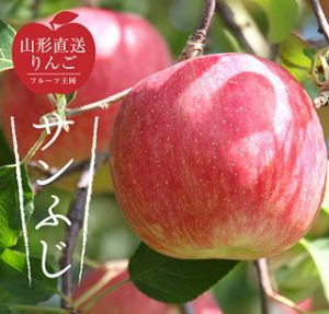 焼りんご りんご通販 山形りんご