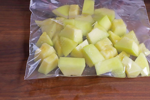 メロン冷凍 メロン保存方法 メロン通販